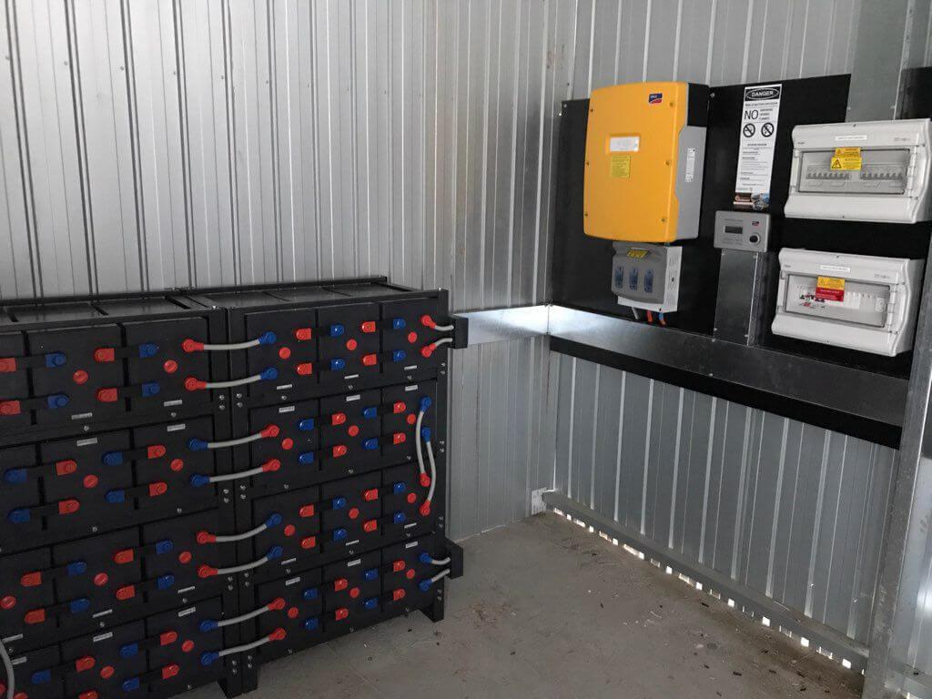 Solar Battery System