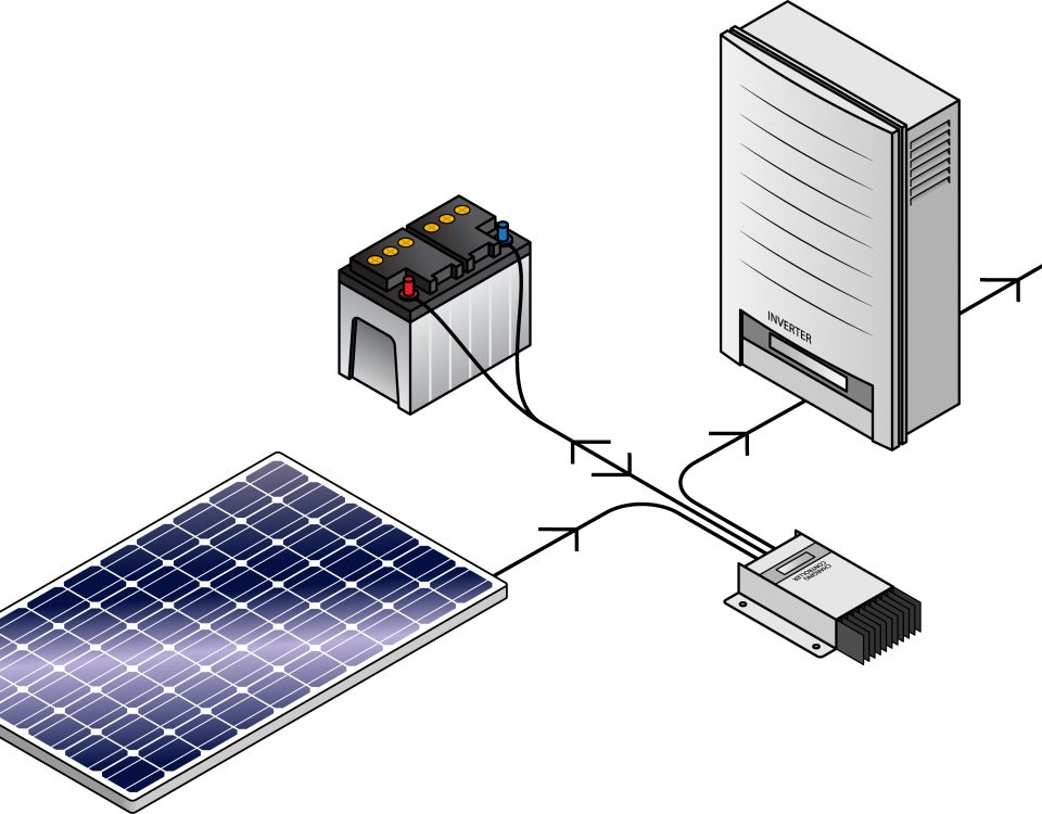 off-grid inverters